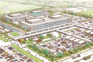 千葉市病院局 千葉市立病院再整備