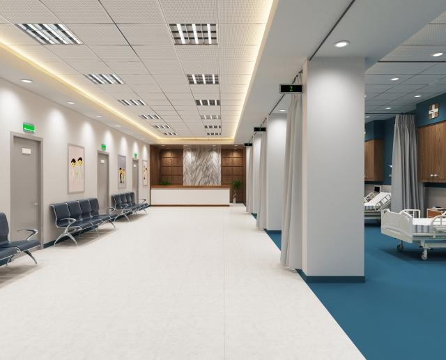 病院施設整備イメージ