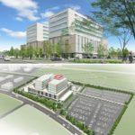新潟県央基幹病院 施設整備状況